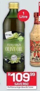 PnP Extra Virgin Olive Oil offer at R 109,99