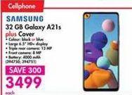 Samsung 32GB Galaxy A21s offer at R 3499