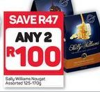 Sally Williams Nougat 2 offer at R 100