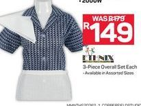 3-Piece Overall Set offer at R 149