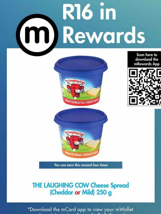 The Laughing Cow Cheese Spread offer at