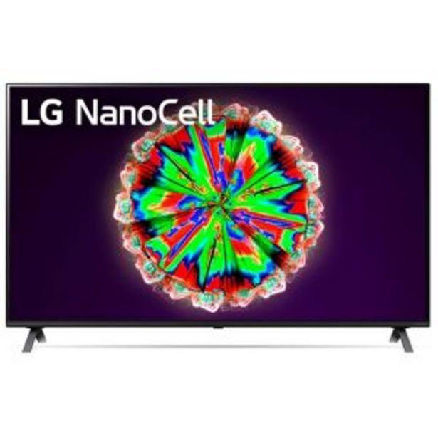 """LG 139cm(55"""") 4K NanoCell TV - 55NANO80VNA offer at R 11999,99"""