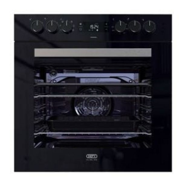 Defy 60cm Slimline ThermoFan+ Undecounter Oven - DBO488 offer at R 5699,99