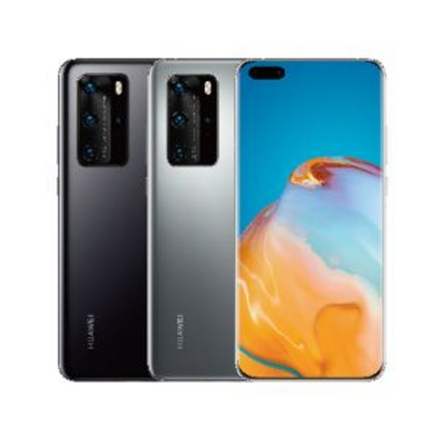Huawei P40 - Silver Frost offer at R 14999,99