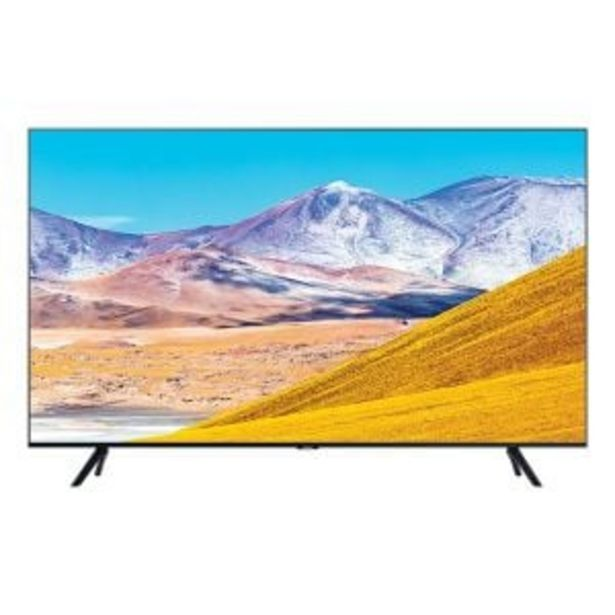 "Samsung 208cm (82"") 4K Smart UHD TV - UA82TU8000KXXA offer at R 29999,99"