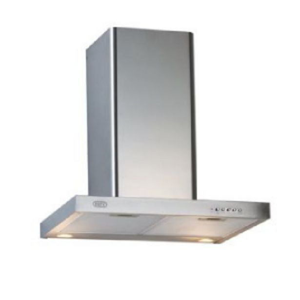 Defy 60cm Stainless Steel Premium Cookerhood - CHW6215TS offer at R 3999,99