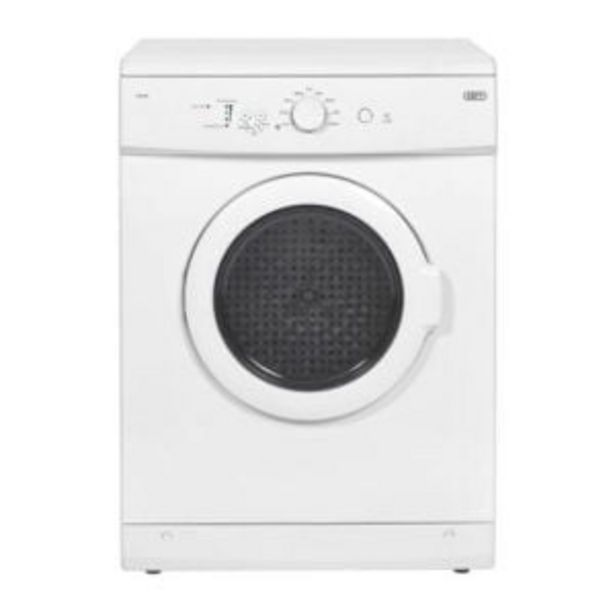 Defy 5kg White Autodryer - DTD258 offer at R 3569,99
