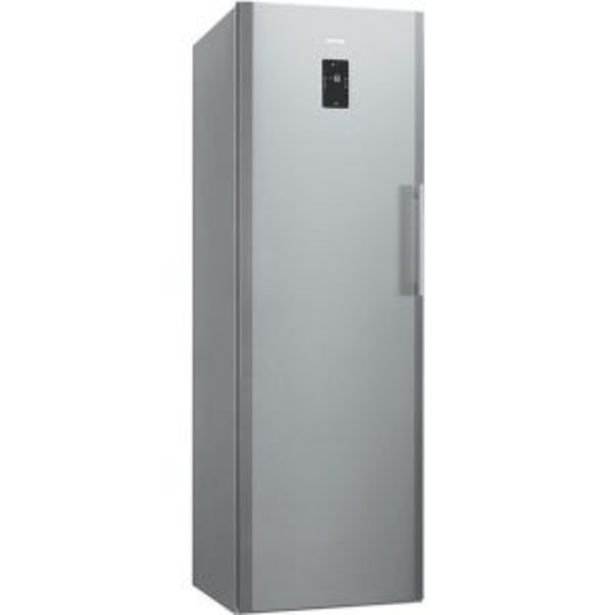 Smeg 280L Stainless Steel Full Freezer- CV31X2PNE offer at R 11999,99