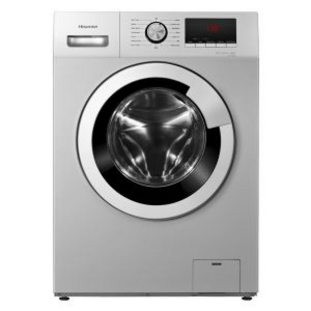 Hisense 8kg Washing Machine - WFHV8012S offers at R 5999,99