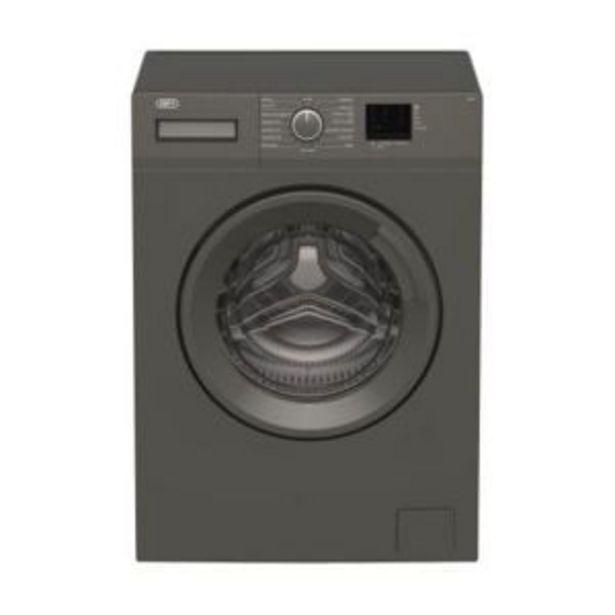 Defy 6kg Metallic Washing Machine – DAW382 offer at R 4334,99