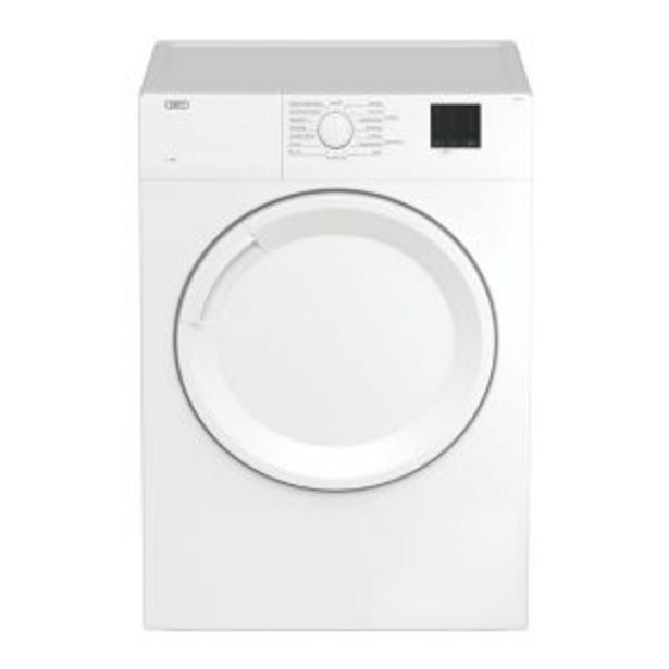 Defy 8kg White Autodryer - DTD316 offer at R 4674,99