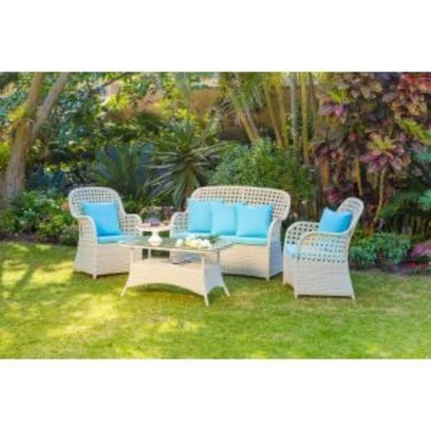 Jost Kimbo Garden Set (1+1+2+Coffee Table) - 6012 offers at R 9499,99