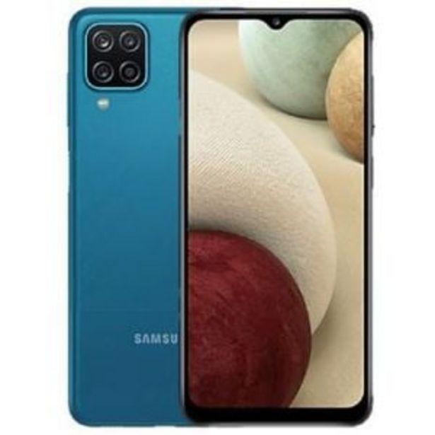 Samsung A12 DS Blue Phone Smart Phone - SM-A125FZBGAFA offers at R 2999,99