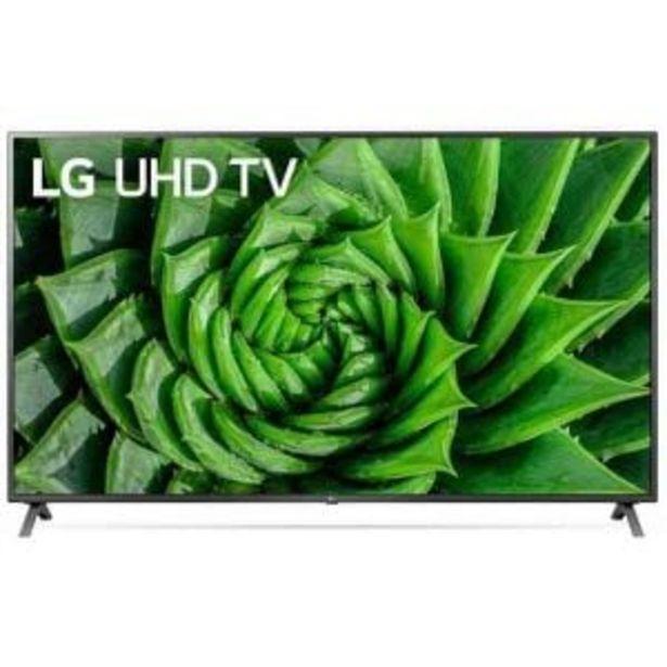 """LG 208cm (82"""") 4K UHD Smart TV - 82UN8080PVA offer at R 32999,99"""