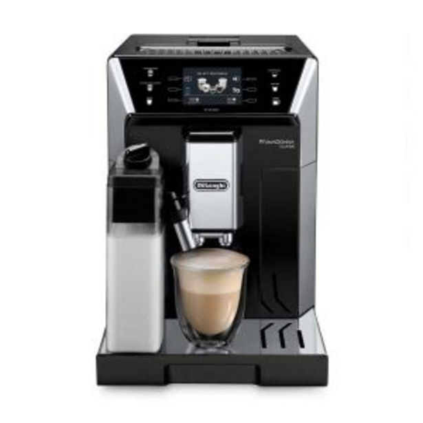 DeLonghi PrimmaDonna Coffee Machine - ECAM550.55.SB offers at R 14999,99