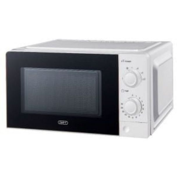 Defy 20L White Microwave - DMO384 offer at R 949,99