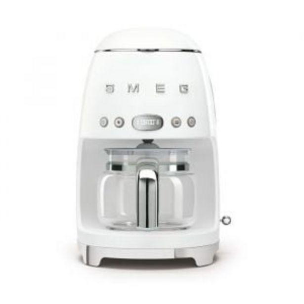 Smeg Retro White Drip Filter Coffee Machine - DCF02WHEU offers at R 3599,99