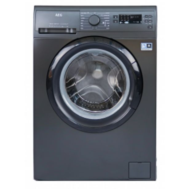 AEG 7kg Silver Front Loader - LW6S7056AX offer at R 4899,99