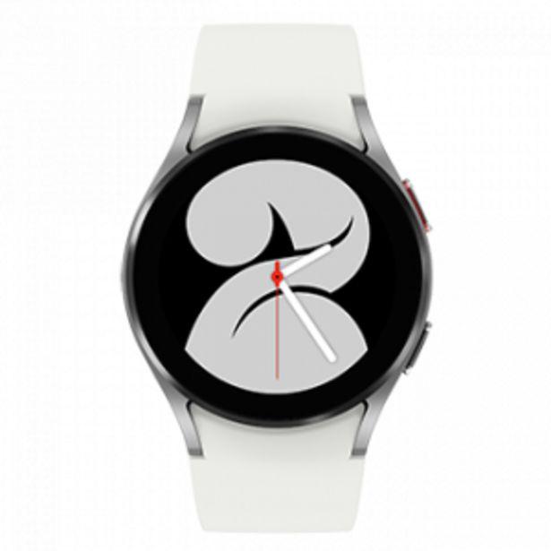 Samsung Galaxy Watch 4 (40mm) Silver - SM-R860NZSAXFA offers at R 4499,99