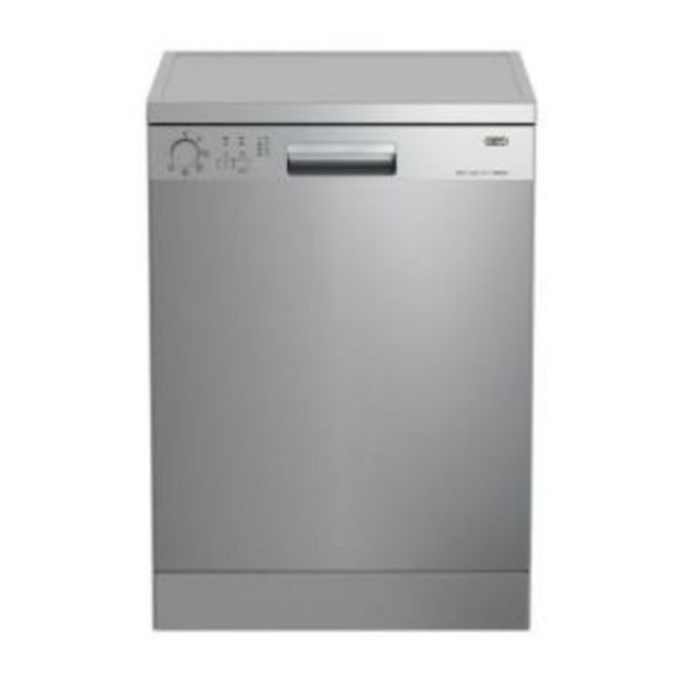 Defy 13Pl Inox Dishwasher - DDW236 offer at R 4759,99