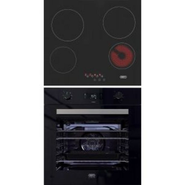 Defy Oven & Hob Box Set - DCB896 offers at R 7999,99