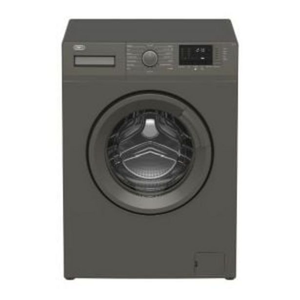 Defy 7kg Metallic Front Loader Washing Machine - DAW384 offer at R 5499,99