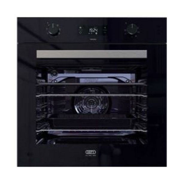 Defy 60cm Slimline ThermoFan+ Eye-Level Oven - DBO489 offer at R 5299,99