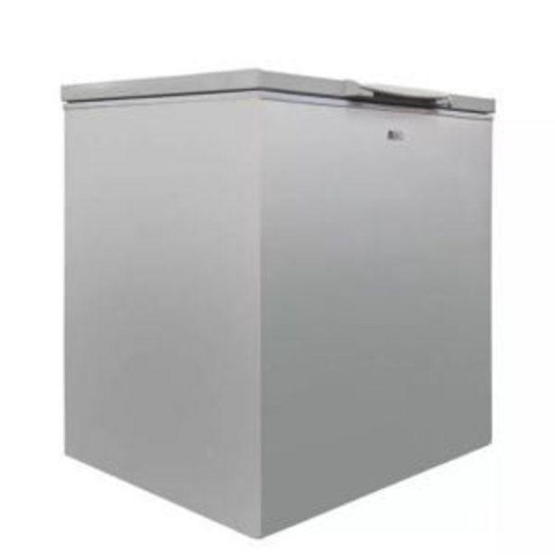 KIC 210L Metallic Chest Freezer - KCG210/1ME offers at R 3299,99