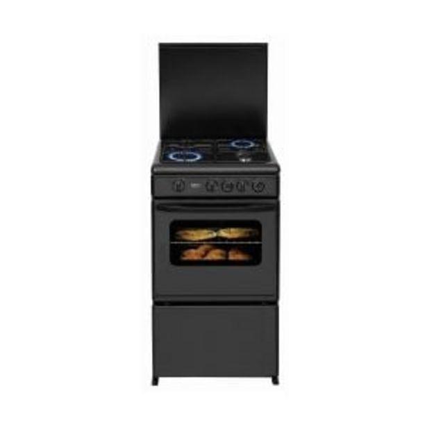 Defy Black 4 Burner Gas Stove - DGS168 offers at R 3299,99