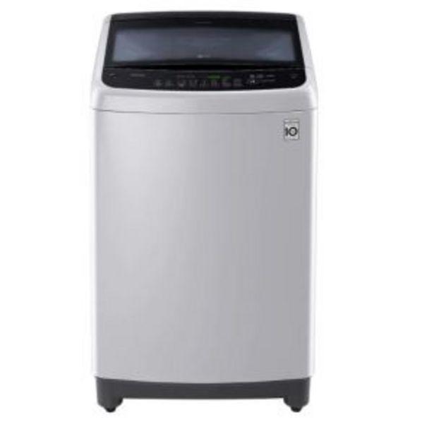 LG 17kg Silver Sapience Pro Top Loader Washing Machine - T1777NEHTE offer at R 8329,99