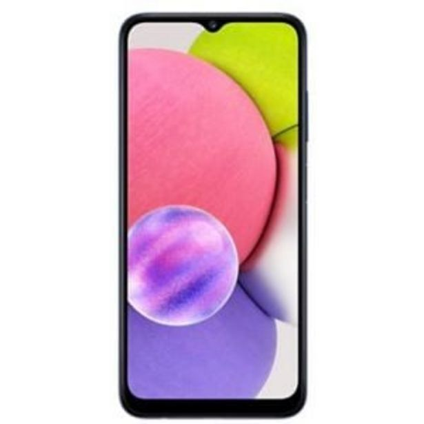 Samsung A03S Black Phone - SM-A037FZKDAFA offers at R 2499,99