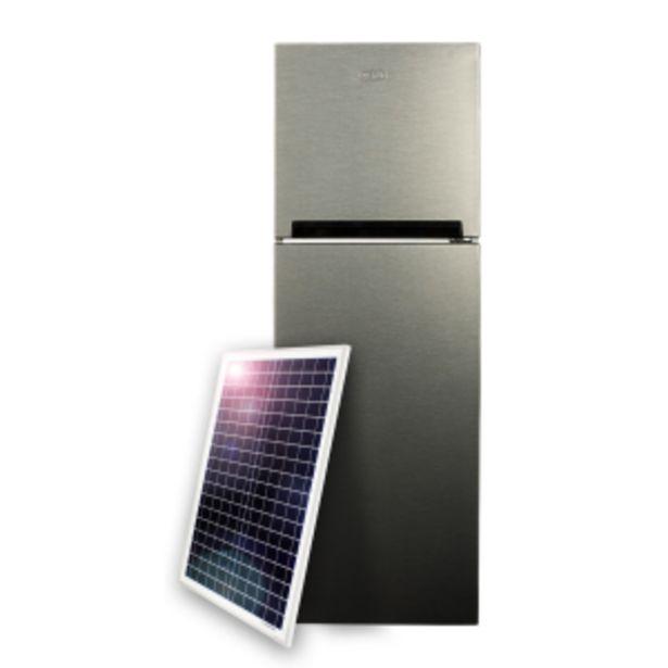 Defy Solar Hybrid Fridge - DAD240S + SOL006 offer at R 5399,99