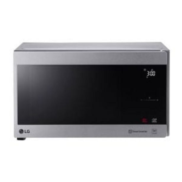 LG 42L Silver NeoChef Microwave - MS4295CIS offers at R 2999,99