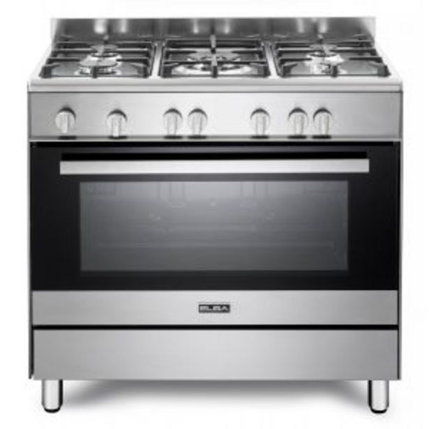 Elba 90cm Full Gas Stove - 01/9CX828NN offers at R 16199,99