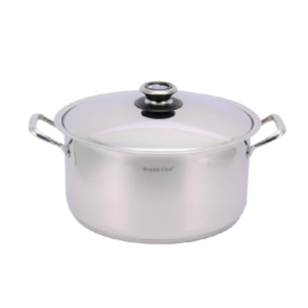 Snappy Chef 14L Deluxe Stock Pot - SSDS014 offers at R 2599,99