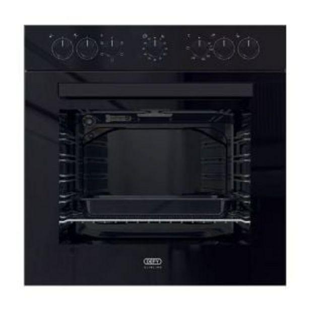 Defy 60cm Slimline Glass Undercounter Oven - DBO482 offers at R 3199,99