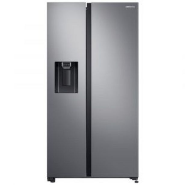 Samsung 617Lt frost free side by side - RS64R5311M9/FA offers at R 25099,99