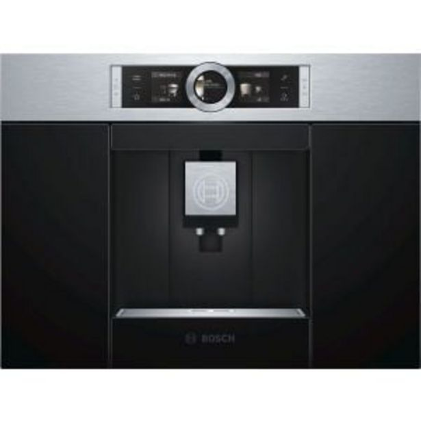 Bosch Built-in Fully Automatic Coffee Machine - CTL636ES1 offers at R 33699,99