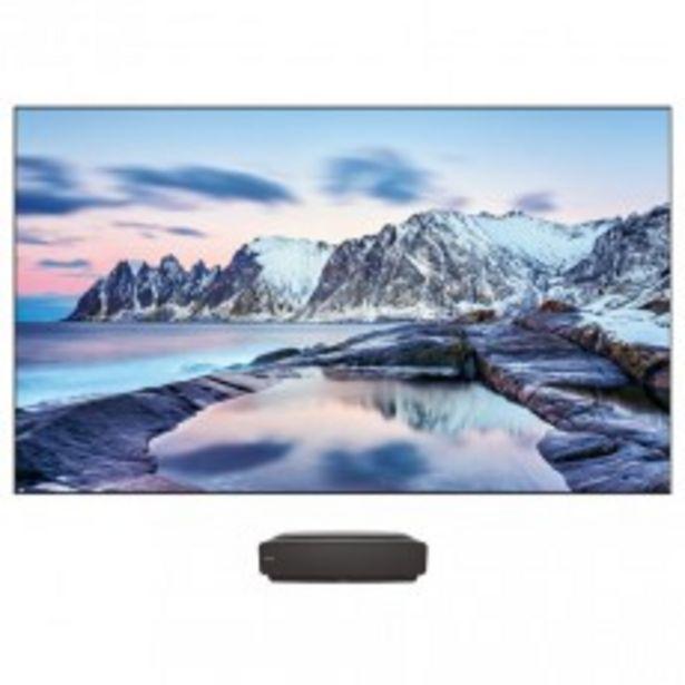 """Hisense 254cm (100"""") 4K Smart Laser TV - 100L5F + FREE 58"""" UHD Smart TV (72415) offer at R 99999,99"""