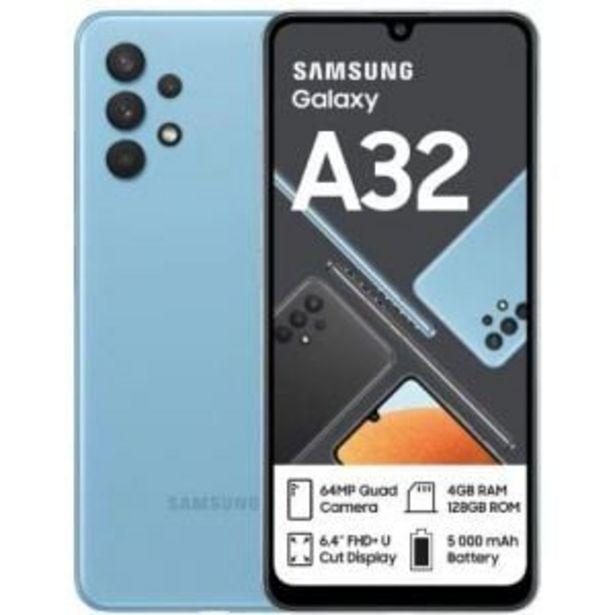 Samsung A32 LTE Blue Smart Phone - SM-A325FZBGAFA offers at R 4499,99
