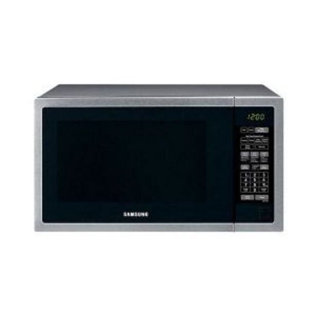Samsung 55L Stainless Steel Microwave - ME6194ST/XFA offer at R 2999,99