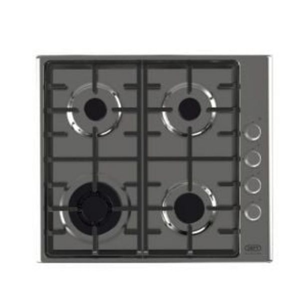 Defy Slimline Gas Hob Side Control (Stainless Steel) - DHG602 offers at R 3999,99
