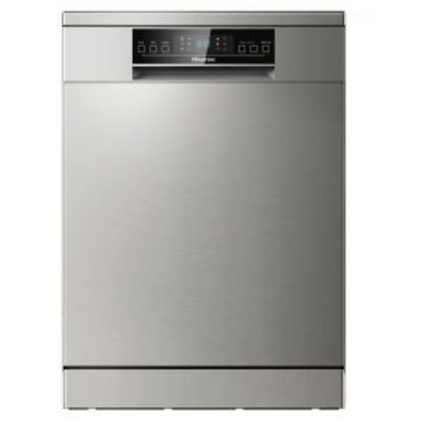 Hisense 15 Place Dishwasher - H15DSS offer at R 6374,99