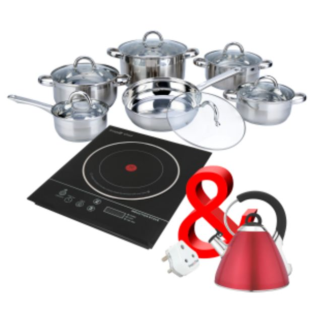 Snappy Chef 15pc Supreme Combo - SCSC015 offers at R 4999,99