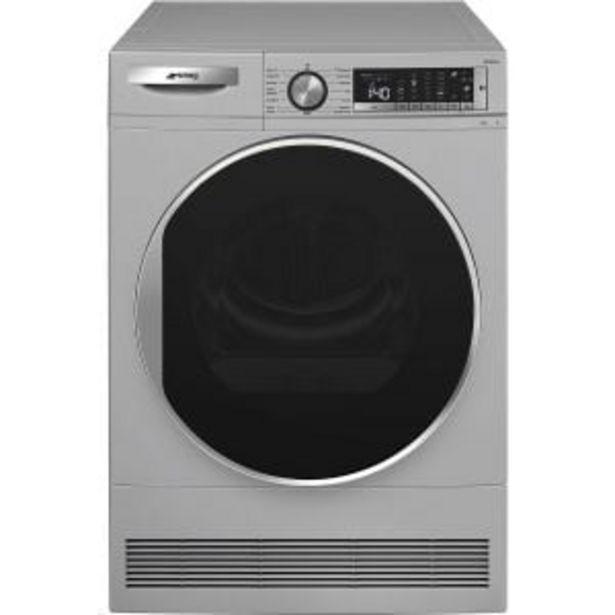 Smeg 8kg Silver Tumble Dryer - D3T8SSA offers at R 9499,99