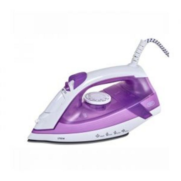 Defy 1750W Steam Iron - SI8059A1 offers at R 289,99