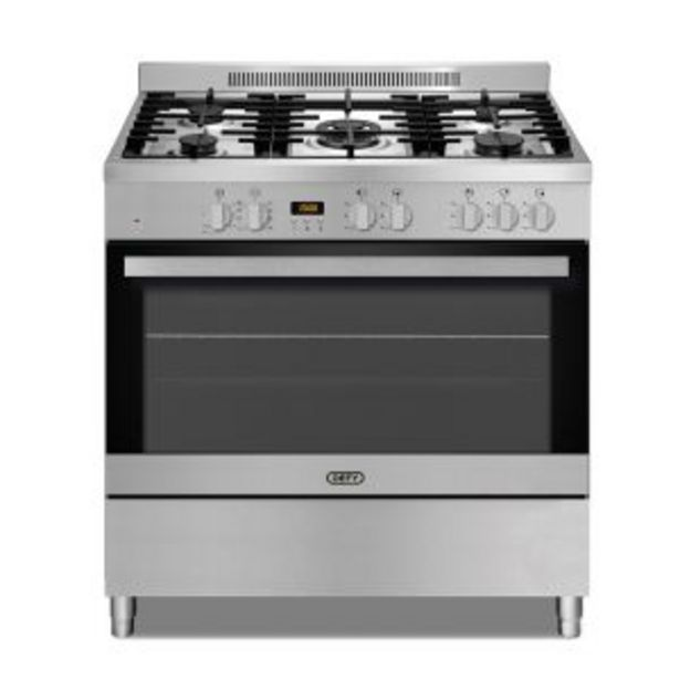 Defy 5 burner Twin Thermofan+ Gas/Electric Cooker - DGS906 offer at R 14999,99
