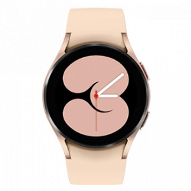 Samsung Galaxy Watch 4 (40mm) Pink Gold - SM-R860NZDAXFA offers at R 4499,99