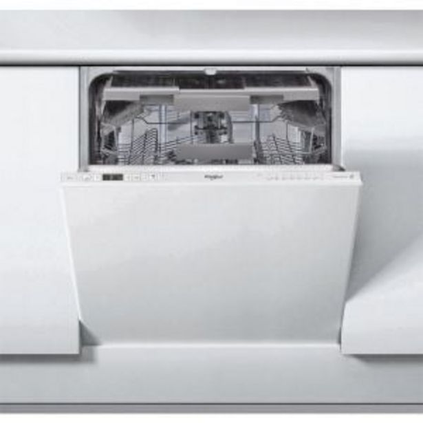 Whirlpool 14pl Integrated Dishwasher - WIC3C26PFSA offers at R 9399,99