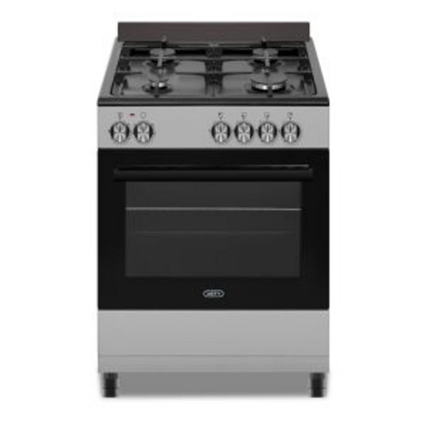 Defy 4 burner Multi-function Gas/Electric Stove - DGS602 offers at R 7899,99